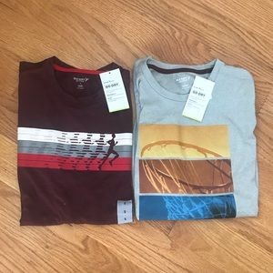 TWO Old Navy Go Dry S